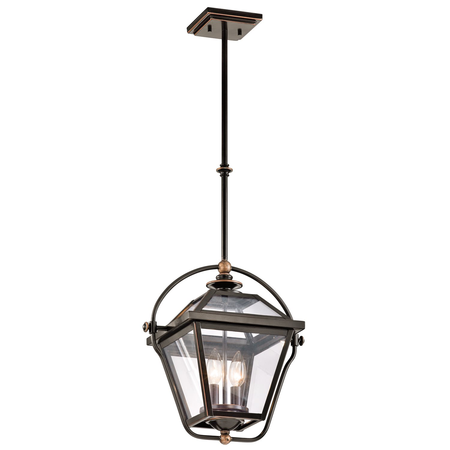 Kichler Lighting Oz Ryegate Traditional Pendant Light