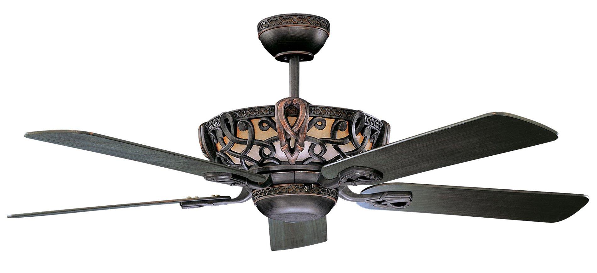 Concord Fans 52AC5ORB Aracruz 52 Traditional Ceiling Fan