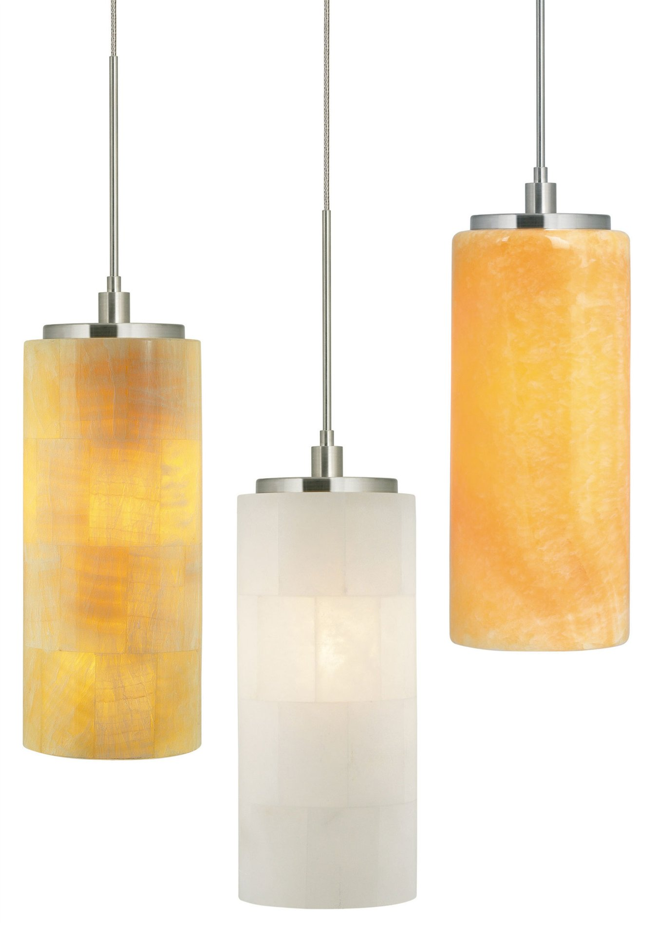 Modern Cylinder Pendant Light