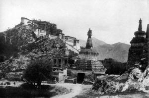 John Claude White - Views Of Tibet