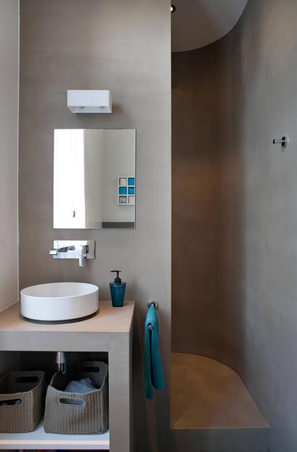 Ideias Para Decorao De Banheiro Pequeno Arquidicas