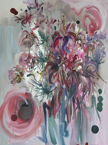 Alisa Margolis, Flower Painting 5