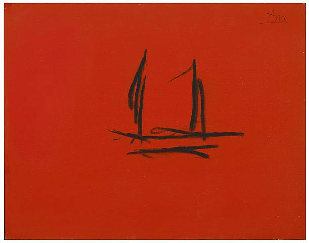 Robert Motherwell, Red Open