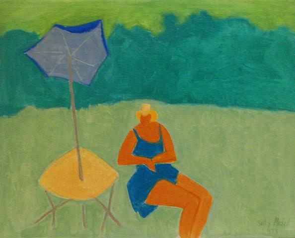 Sally Michel Avery, Under the Umbrella