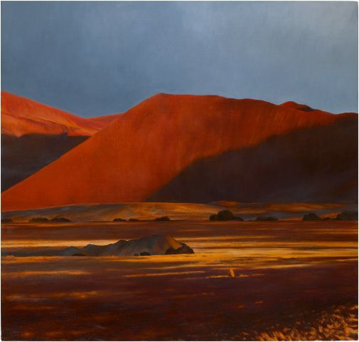 April Gornik, Red Desert
