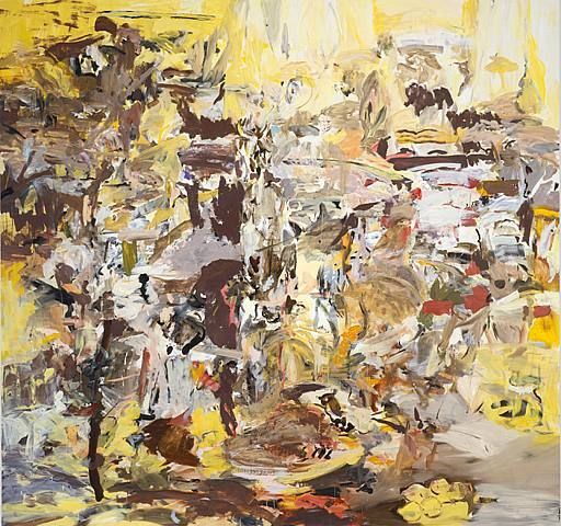 Cecily Brown, Tripe with Lemons