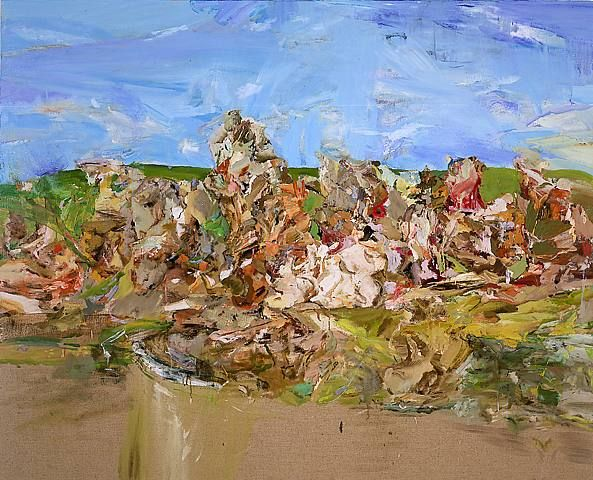 Cecily Brown, Red Rum