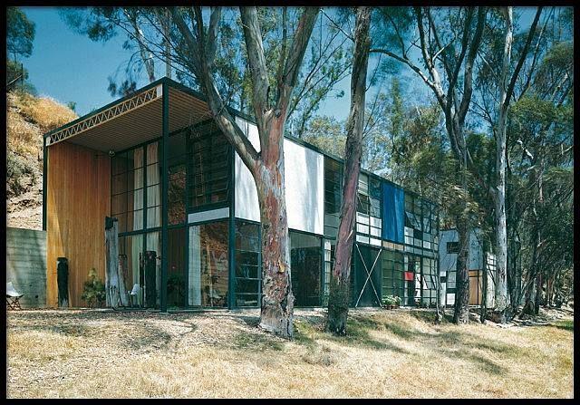 Julius Shulman, Portfolio #04 - Case Study House #8