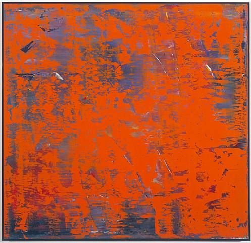 Gerhard Richter, Abstraktes Bild 742-2, 1991