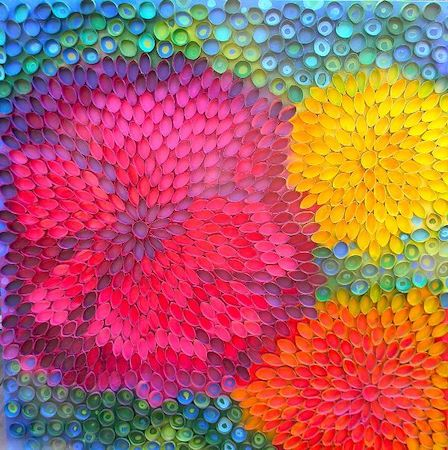 a spin on quilling?