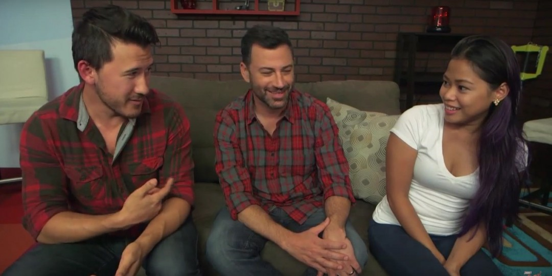 Jimmy Kimmel Plays Video Games With Famous YouTube Gamers