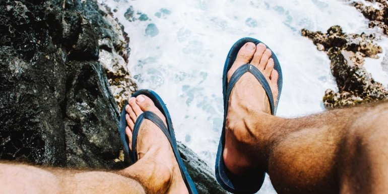 What Women Really Think of Your Flip-Flops, Revealed