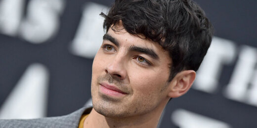 """Joe Jonas attends the premiere of Amazon Prime Video's """"Chasing Happiness"""" at Regency Bruin Theatre"""