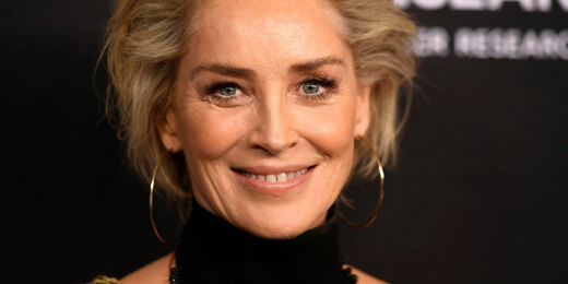 Sharon Stone attends The Women's Cancer Research Fund's An Unforgettable Evening Benefit Gala