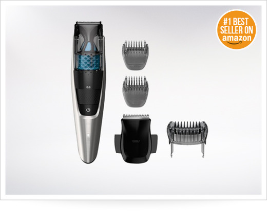 Philips Norelco Laser-Guided Beard Trimmer
