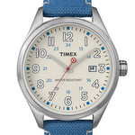 Timex Heritage Watch - Credit: Timex