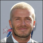 David Beckham - Credit: DailyCeleb.com