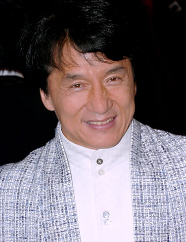 Jackie Chan - another resemblance
