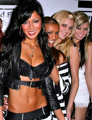 A gratuitous opportunity to feature a picture of The Pussycat Dolls