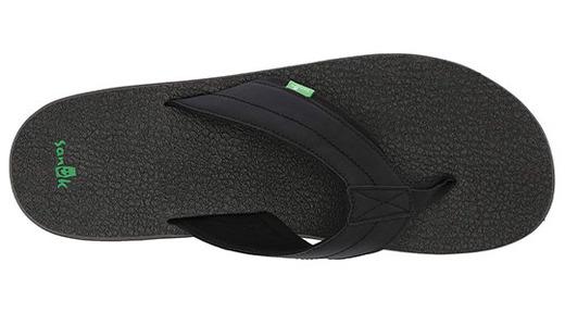 Best Flip Flops for Men Sanuk Flip Flops