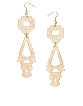 Image 1 of Finchittida Finch Stupa Earring