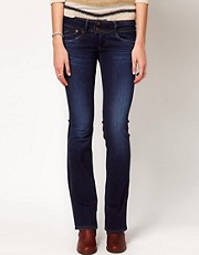 Pepe Jeans True Blue Eco Pimlico Flared Jeans