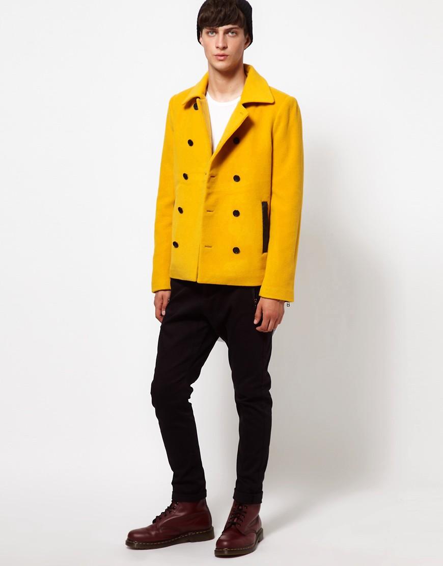 Unconditional Pea Coat