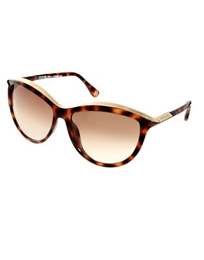 Image 1 of Michael Kors Tortoise Shell Cat Eye Sunglasses