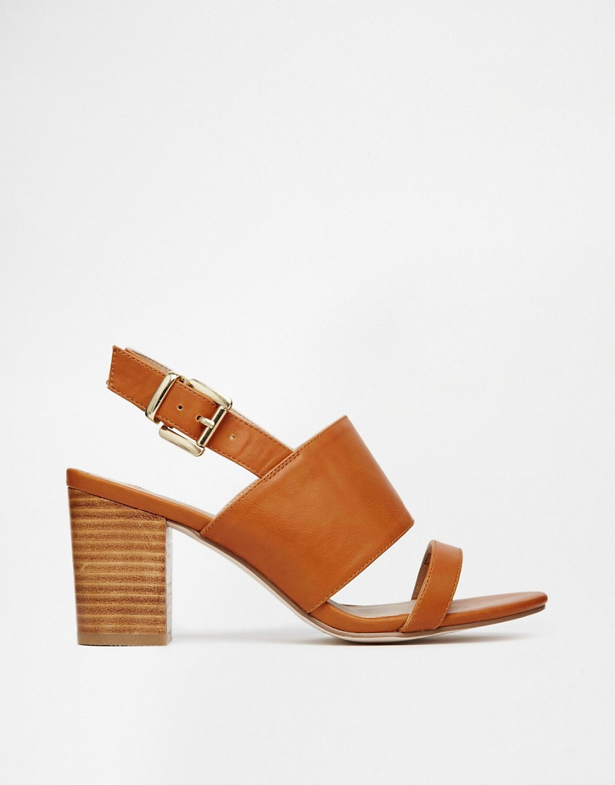 Image 2 of ASOS HATTIE Heeled Sandals