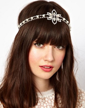 Image 1 of ASOS Flapper Hair Band
