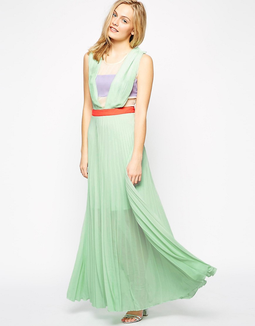 Image 1 of Jovonna Neon Town Dress