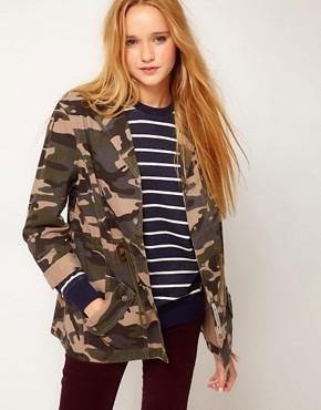 Image 1 ofBellfield Camo Jacket