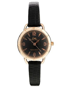 Image 1 of Limit Rose Gold Face Watch