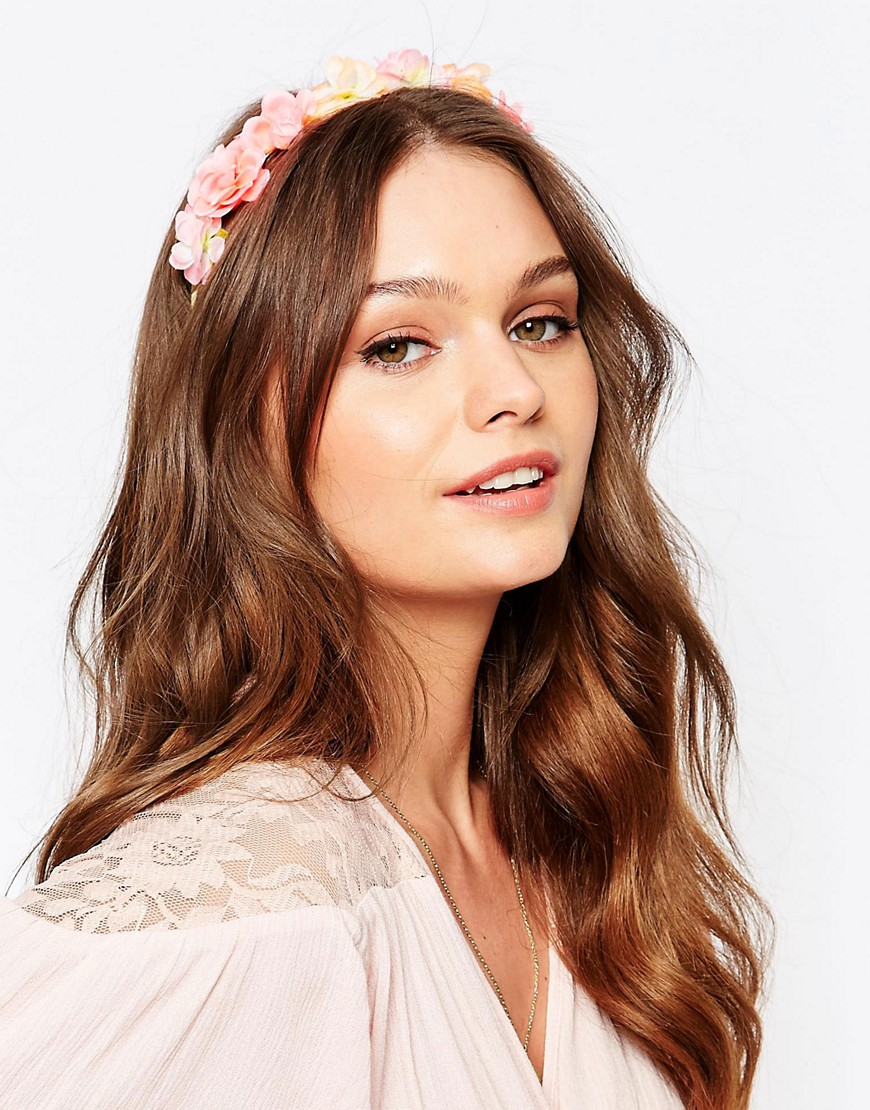 Image 1 of New Look Mini Flower Headband