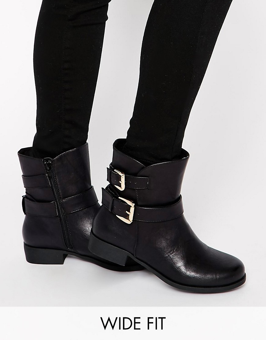 Wide Ankle Boots Bsrjc Boots