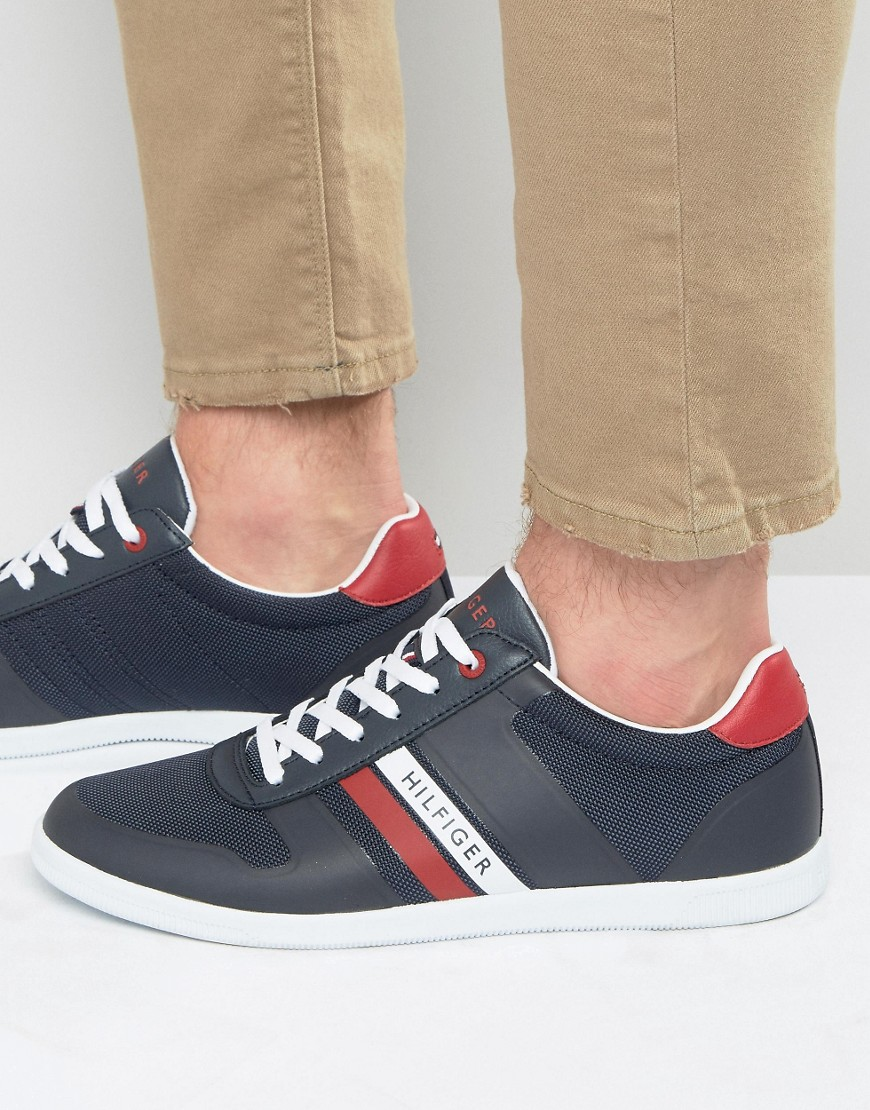 Tommy Hilfiger Logo Shoes
