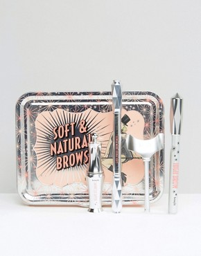 Resultado de imagen de Benefit Soft & Natural Brows Set asos