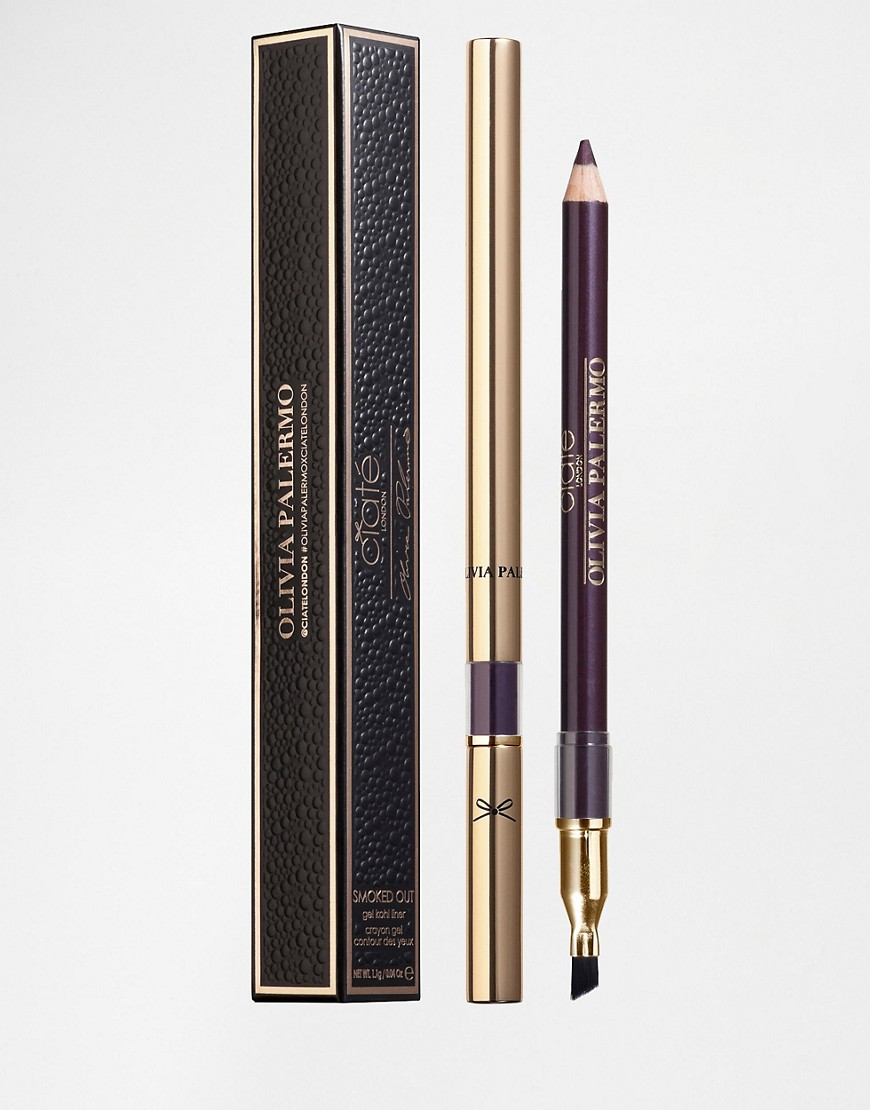 Image 1 ofCiate Olivia Palermo Limited Edition Smoked Out - Gel Kohl Pencil EyeLiner