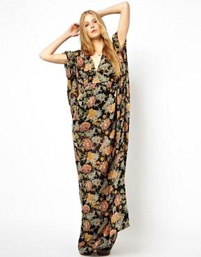 ASOS Premium Kimono Maxi £75.00