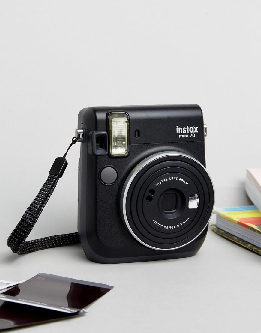 Cámara instantánea negra Instax Mini 70 de Fujifilm Instax Mini 9 Instax Mini 9 Parent image1xxl