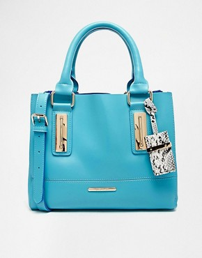 River Island Zip Gusset Lady Bag