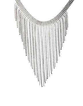 ASOS Swarovski Crystal Waterfall Necklace £65