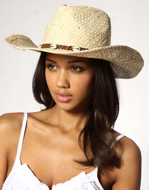 ASOS Straw Cowboy Hat