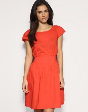 ASOS Fitted Waist Dress
