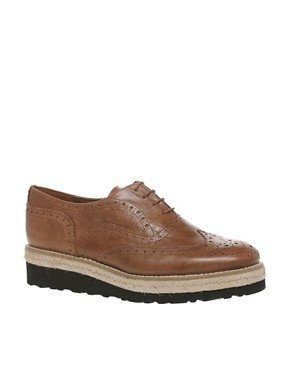 Image 1 ofASOS MONROE Platform Creeper Shoe