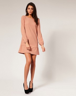 Image 4 of ASOS Tailored Shift dress
