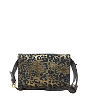 Paul Smith Poppy Leopard Bag