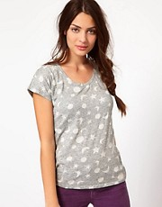 Paul by Paul Smith Stars and Moons T-Shirt