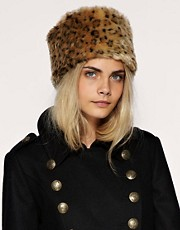 ASOS Fantasy Fur Cossack Hat
