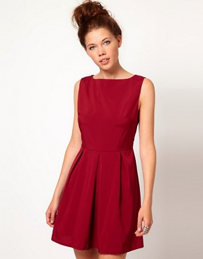 Image 1 of AX Paris Skater Dress